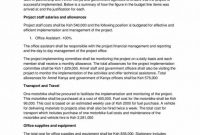 Budget For Research Proposal 5 El Parga Easy Way To Plan Grant with measurements 791 X 1024