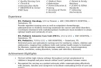 Nurse Resume Sample Monster in dimensions 1700 X 2200