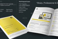 Proposal Photoshop Template Free Download Youtube within sizing 1280 X 720