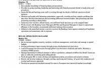 Retail Operations Manager Resume Samples Velvet Jobs with regard to sizing 860 X 1240