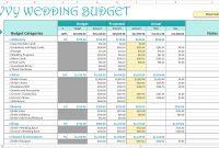 Wedding Budgets Excel Yelomdigitalsiteco for proportions 1400 X 758