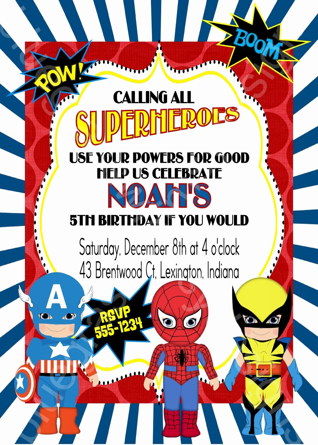 013 Superhero Invitation Template Free Ideas Awesome Calling All with regard to measurements 1071 X 1500