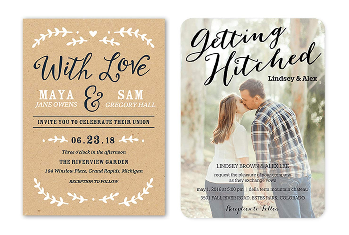 35 Wedding Invitation Wording Examples 2019 Shutterfly intended for sizing 1480 X 1000