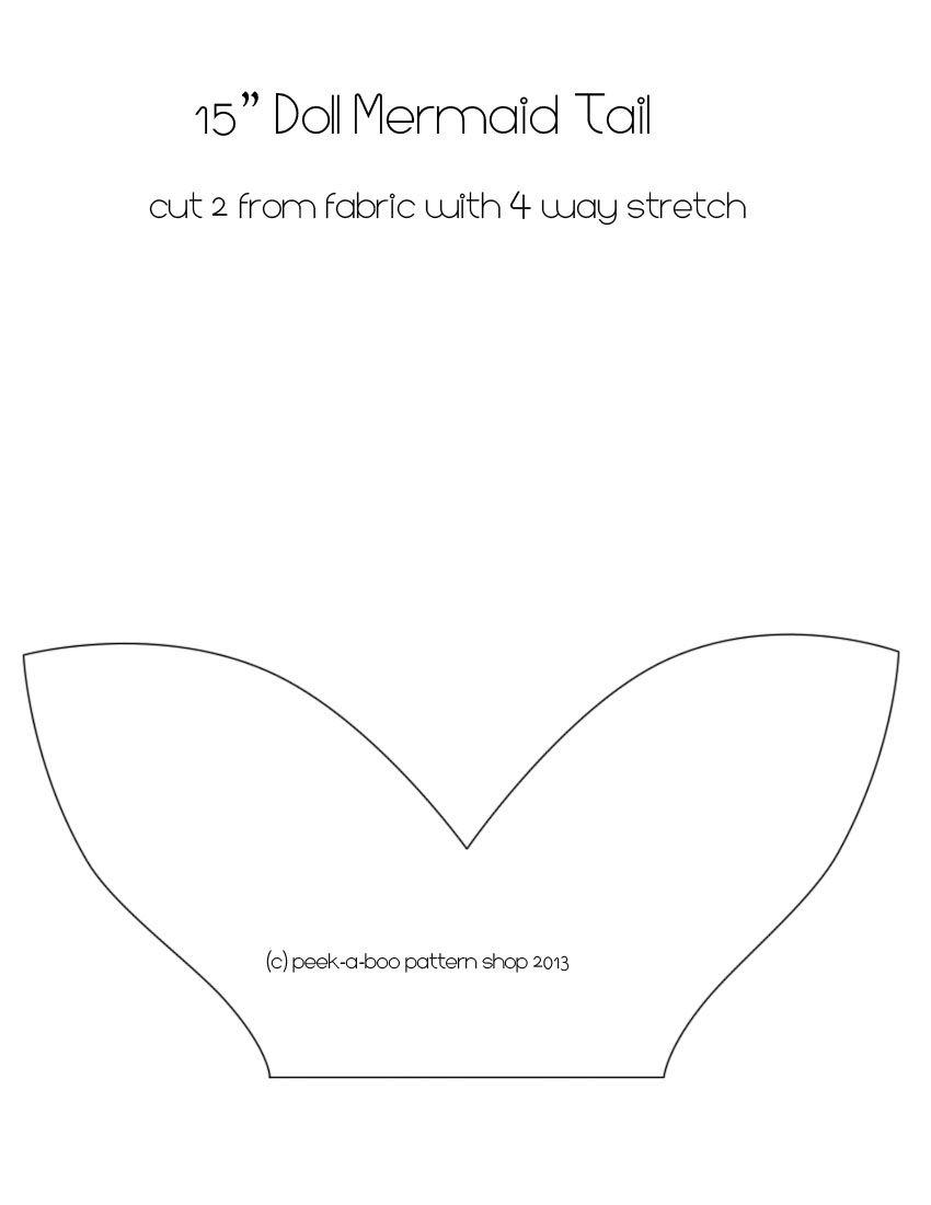 4 Best Images Of Mermaid Tail Template Printable Mermaid Paper regarding dimensions 850 X 1100