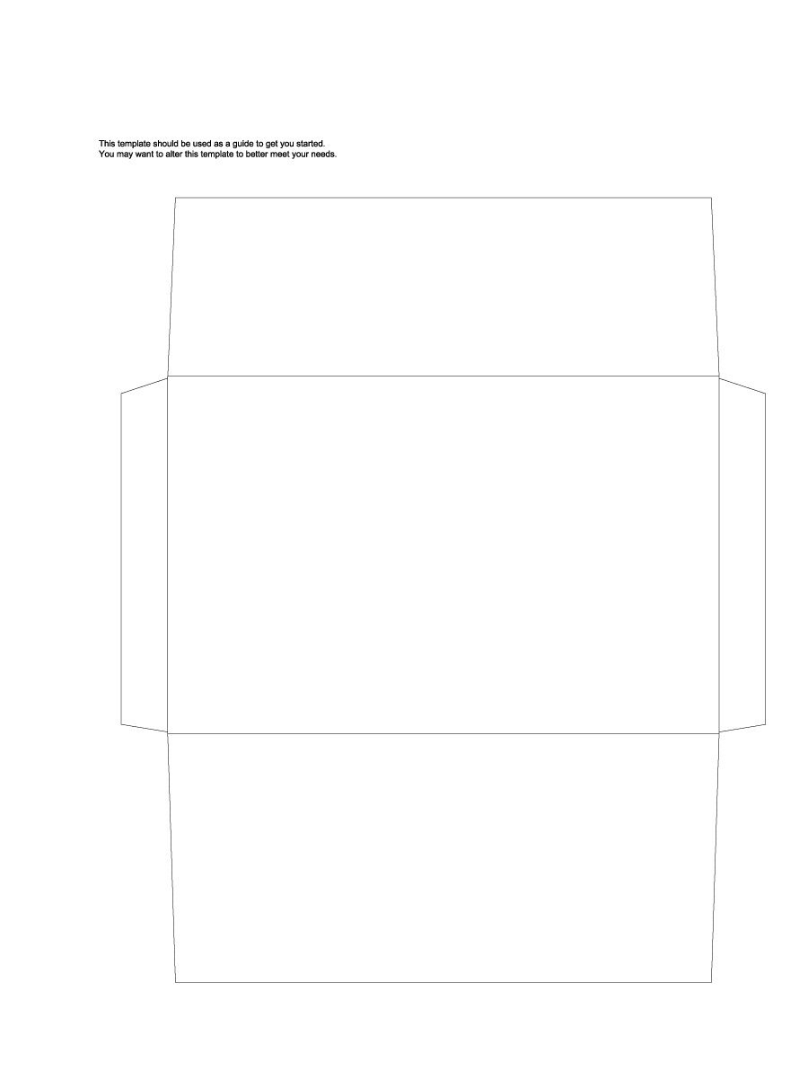 40 Free Envelope Templates Word Pdf Template Lab pertaining to size 900 X 1203