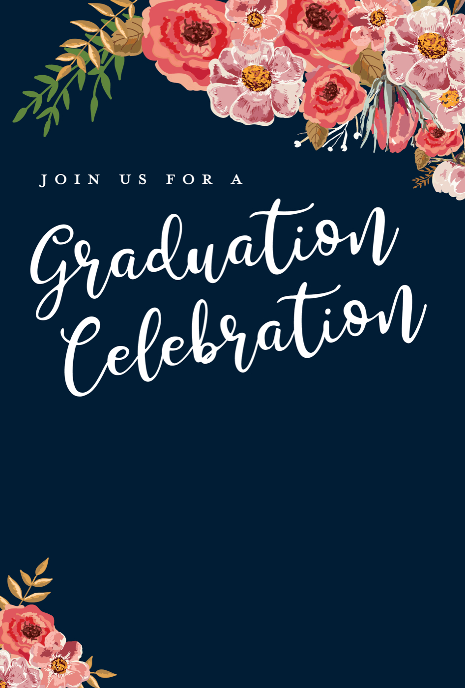 5 Editable Graduation Party Invitation Templates Tips Shutterfly in proportions 946 X 1400
