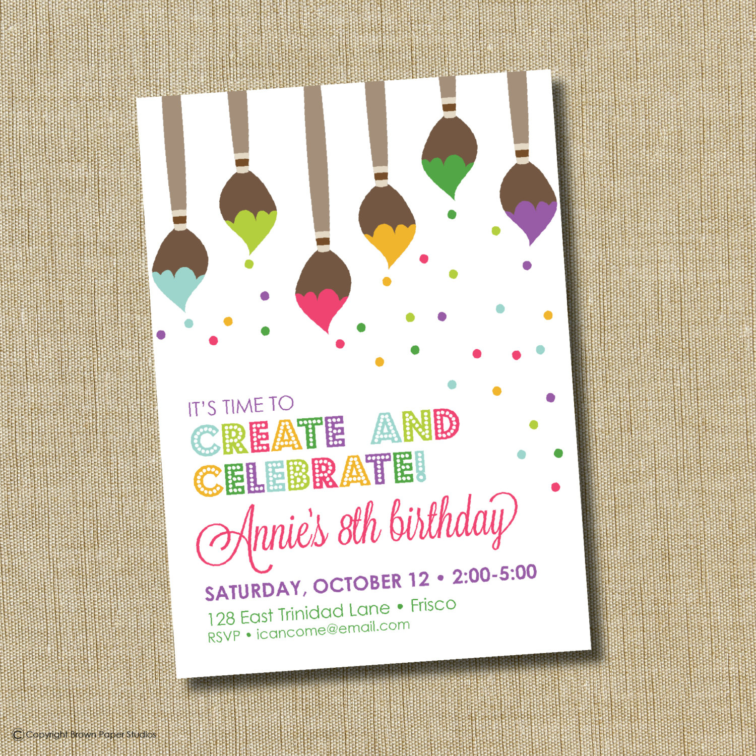 Birthday Invitation Templates Evite Online Envelopes Frozen 50th I intended for size 1500 X 1500
