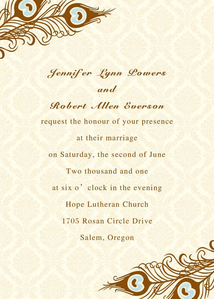 Formal Invitation You Are Cordially Invited Invitation Templates for dimensions 750 X 1050