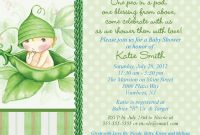 Free Online Ba Shower Invitations Ba Shower Invitation Sample regarding measurements 2100 X 1500