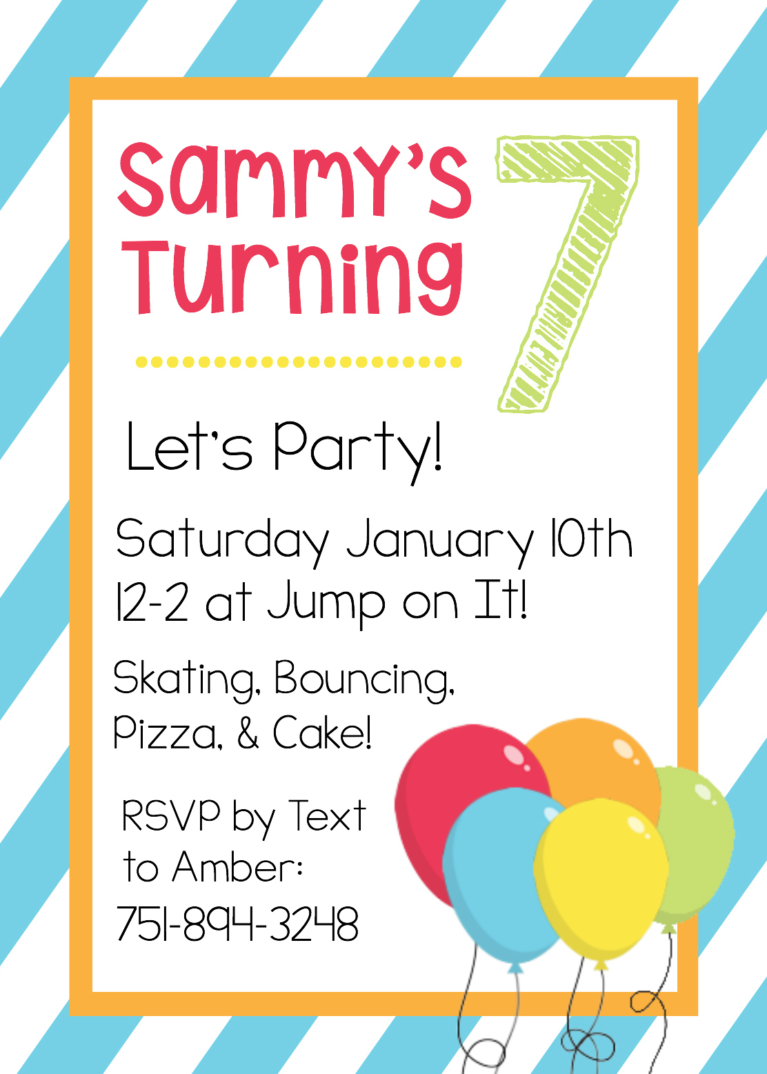 Free Printable Birthday Invitation Templates pertaining to size 1112 X 1557