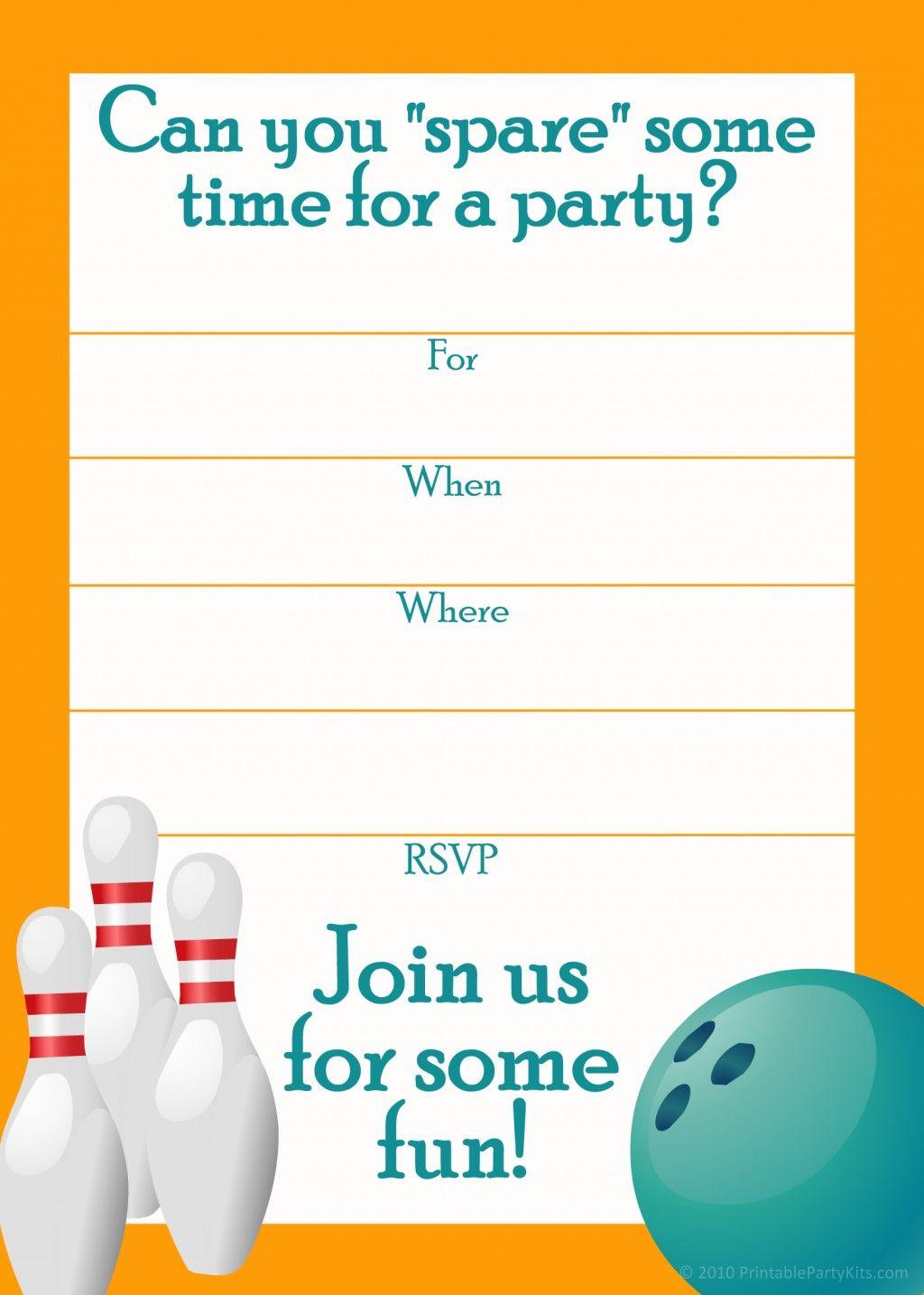 Free Printable Sports Birthday Party Invitations Templates Dakota within proportions 1024 X 1434