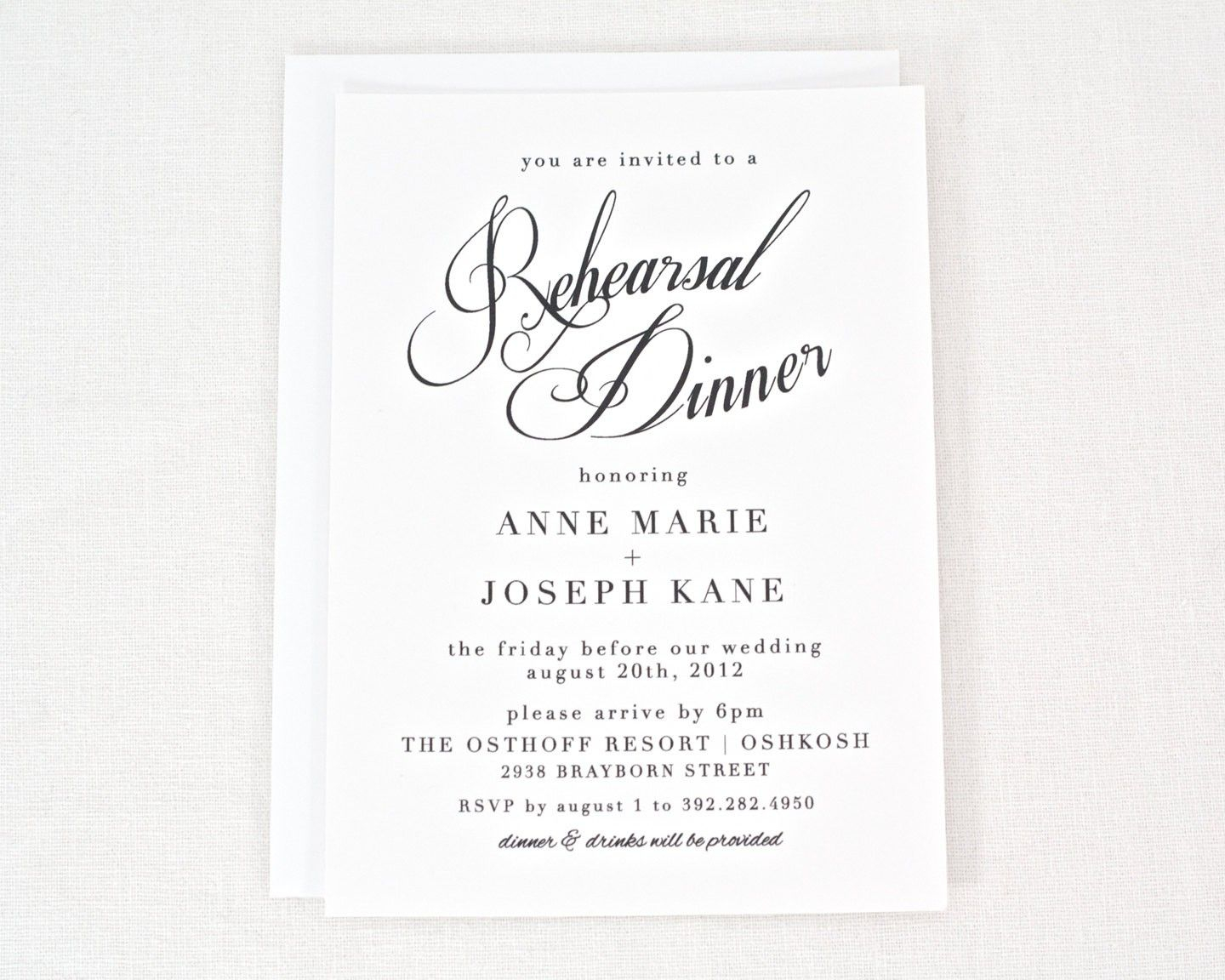 Free Rehearsal Dinner Invitation Templates Printable Rehearsal within size 1440 X 1152