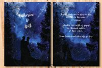 Galaxy Invitation Written In The Stars Template Editable Etsy pertaining to size 3000 X 2318