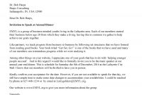 Guest Speaker Invitation Letter Sample Invitation Letter for proportions 2550 X 3300