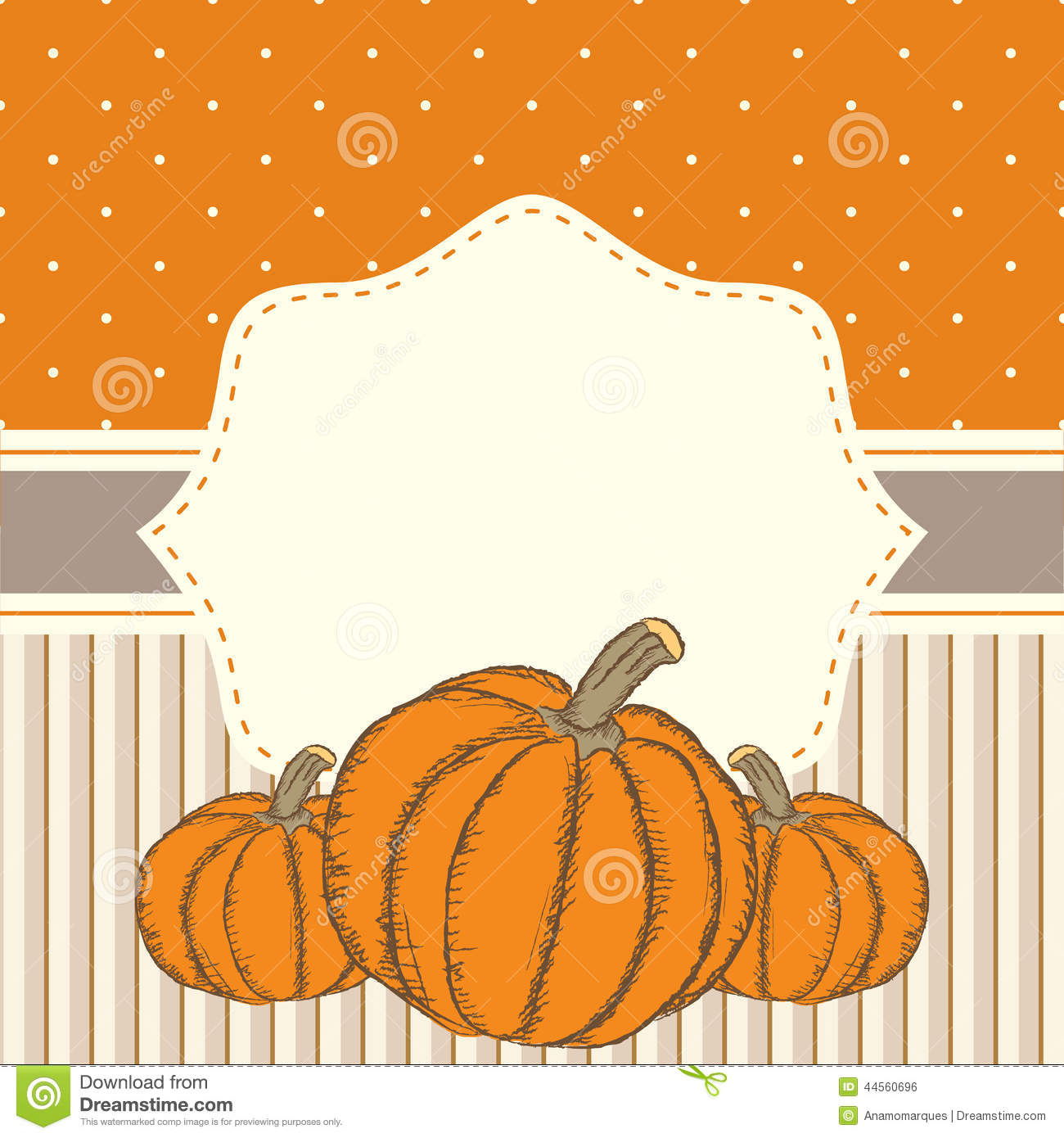 Hand Drawn Invitation Or Greeting Thanksgiving Card Template Wit with regard to dimensions 1300 X 1390