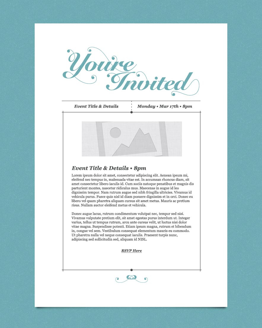 Invitation Email Marketing Templates Invitation Email Templates with dimensions 884 X 1107