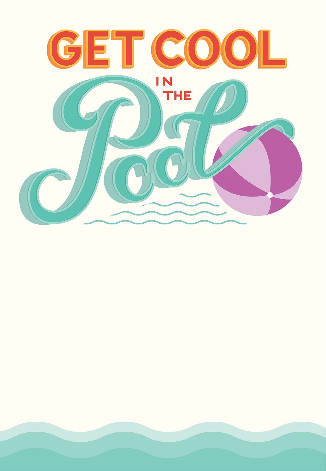 Pool Party Free Printable Party Invitation Template Greetings with regard to proportions 1080 X 1560