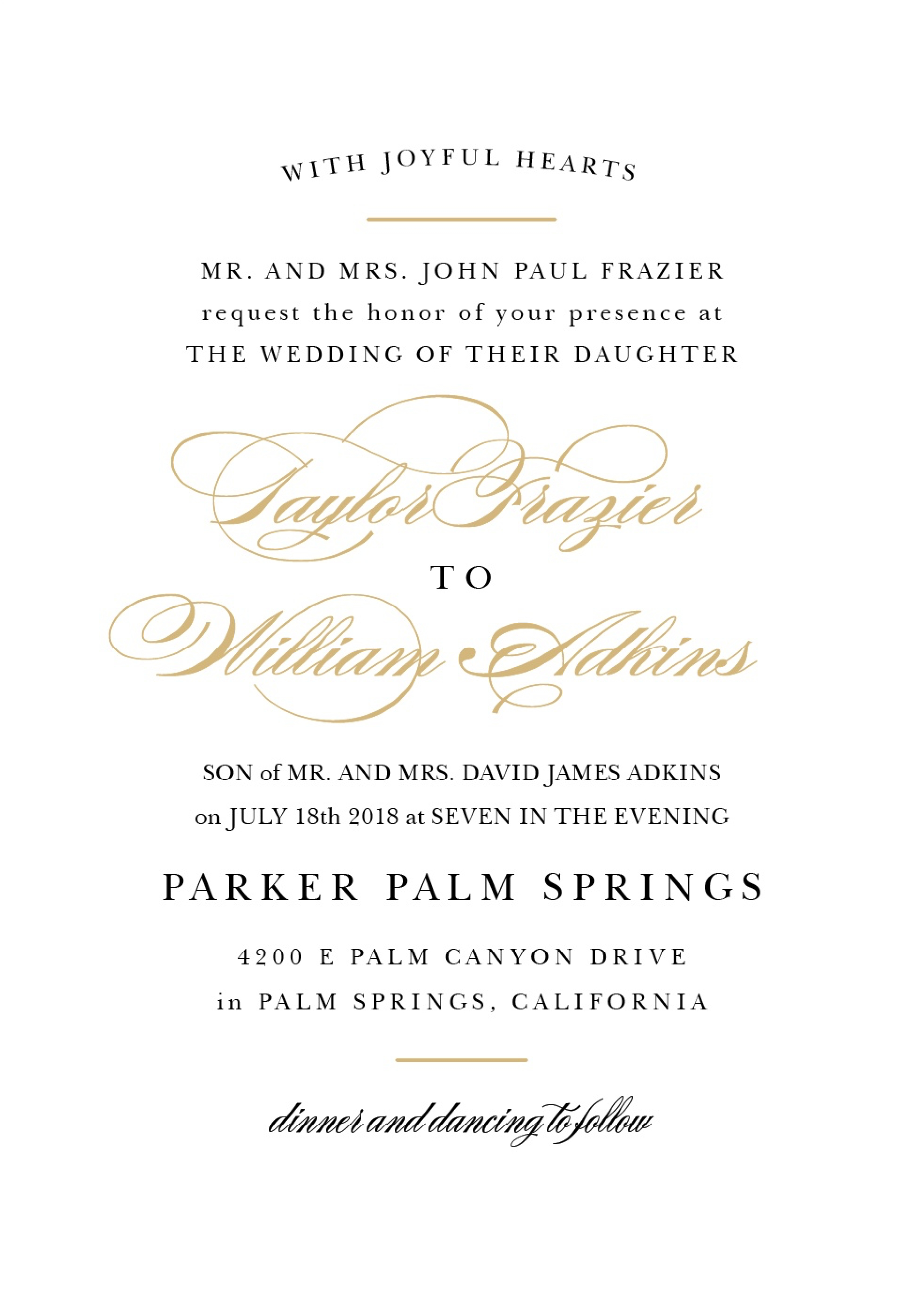 Wedding Invitation Wording Samples with proportions 1971 X 2765