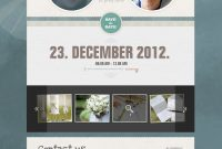Wedding Invite Html Rockable Themeforest intended for measurements 1420 X 1824